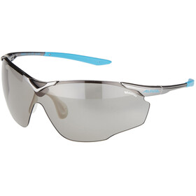 Alpina Splinter Shield VL Brille titan-cyan